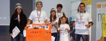 ТУЕС на FIRST LEGO League Bulgaria